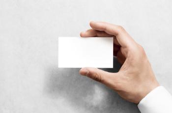 Choisissez Le Bon Papier Pour Limpression De Vos Cartes Visite